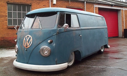 1958 Splitty VW Bettle