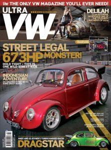 1969 Beetle Magazine Cover