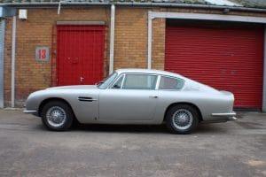 Aston Martin DB6 Left Side