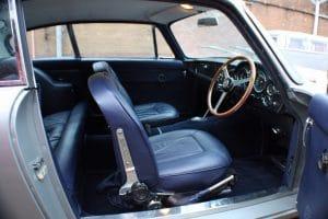 Aston Martin DB6 Front Seats