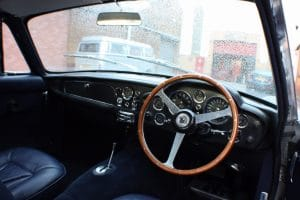 Aston Martin DB6 Interior