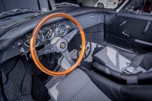 Porsche_365B steering wheel