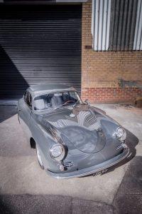 Grey Porsche_365B
