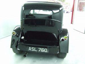 Austin-A10 rear