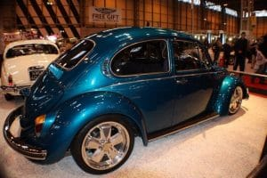 Candy Blue Beetle Exhibition