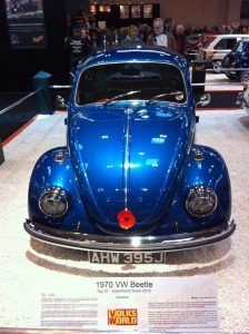 1970 Candy Blue Beetle