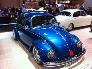 Candy Blue Beetle