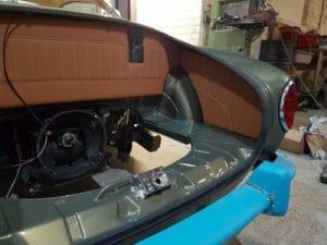 Custom Ghia Inside