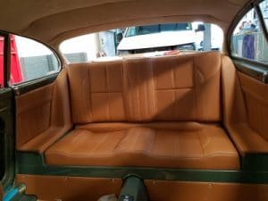 Custom Ghia Backseats