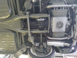 Custom Ghia Underneath