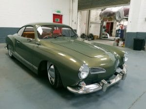 Custom Ghia Finished