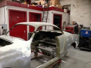 Custom Ghia Car Body