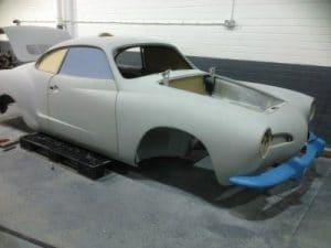 White Ghia Custom