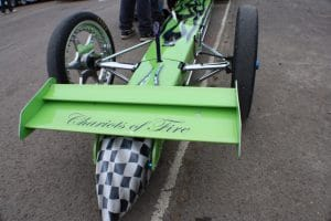 Chariots of Fire Dragster