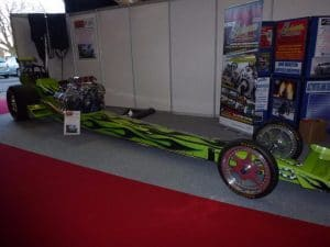 Dragster Exhibition