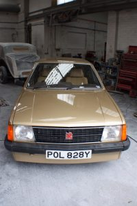 MK1 Astra Front View