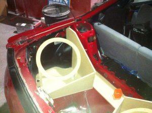 Mitsubishi Eclipse Boot
