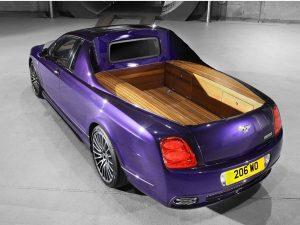 Bentley Flying Spur Decadence